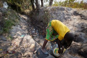WASH need stories from Selu and Mwamba areas of Mwamba Area Program, near Kasama, Zambia. Wellspring Pre-trip day 3.