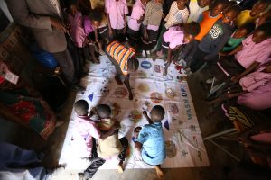 Visiting need stories in Kabuta village, Lukashi School WASH, and Well dedication in Holland village. Hope Lutheran and Wellspring vision trip near Mwamba Area Program, Kasama, Zambia. Wellspring Vision Trip day 10.